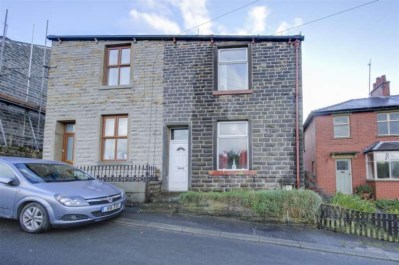 3 Bedrooms Semi Detached House for sale in Carr Lane, Cowpe, Rossendale
