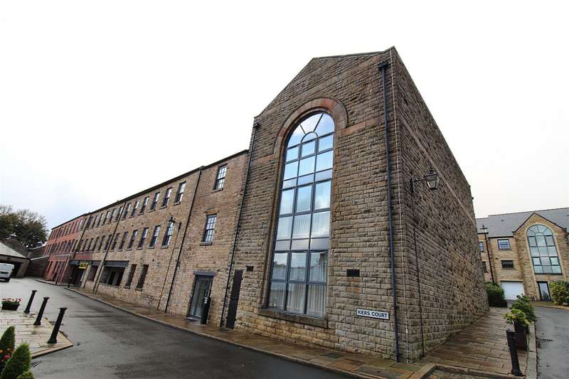 2 Bedrooms Flat for sale in Kiers Court, Horwich, Bolton