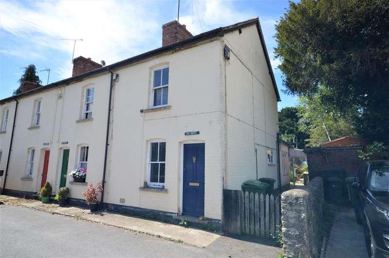 2 Bedrooms End Of Terrace House for sale in 1 Church Road, Eardisland