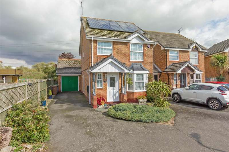 3 Bedrooms Link Detached House for sale in Walsby Drive, Kemsley, Sittingbourne