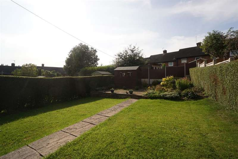 3 Bedrooms Terraced House for sale in Lowedges Drive, Lowedges, Sheffield, S8 7LT