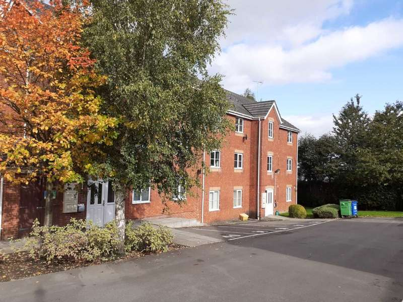 2 Bedrooms Apartment Flat for sale in Parkside Mews, Manchester