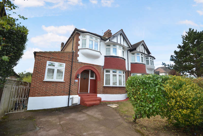 4 Bedrooms Semi Detached House for rent in Berrylands, Surbiton