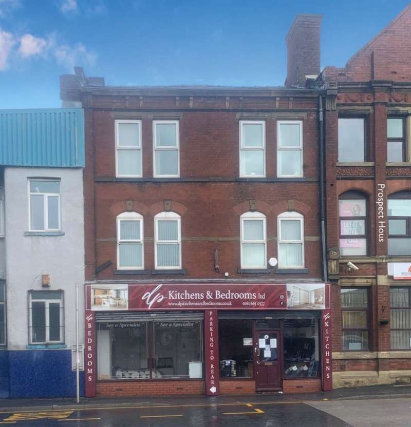 6 Bedrooms Apartment Flat for sale in Shaw Road, Oldham, Lancashire, OL1 3LQ