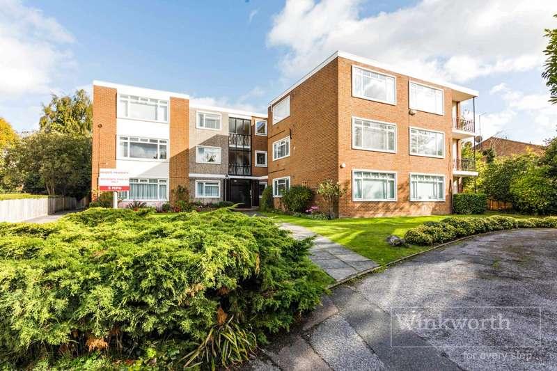 3 Bedrooms Flat for sale in Wickham Road, Beckenham, BR3