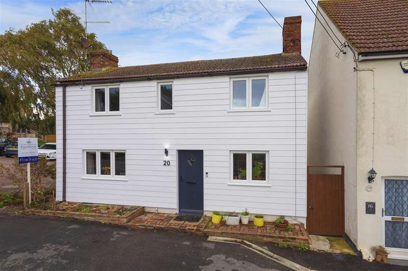 4 Bedrooms Detached House for sale in The Street, Faversham