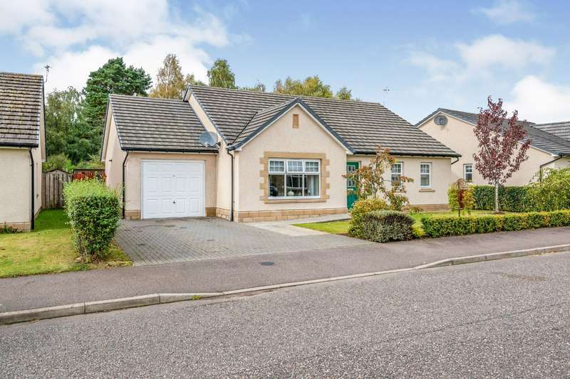 3 Bedrooms Detached Bungalow for sale in The Cairns, Muir of Ord, Highland, IV6
