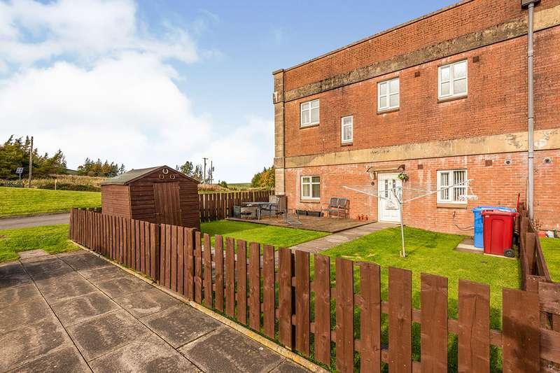 4 Bedrooms Property for sale in Broadside Court, Denny, FK6