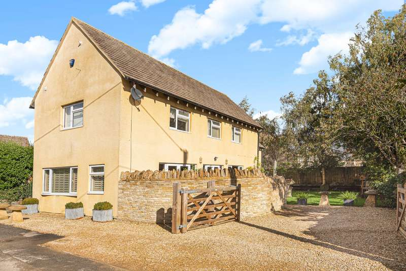 4 Bedrooms Detached House for sale in Ham Lane, South Cerney, GL7