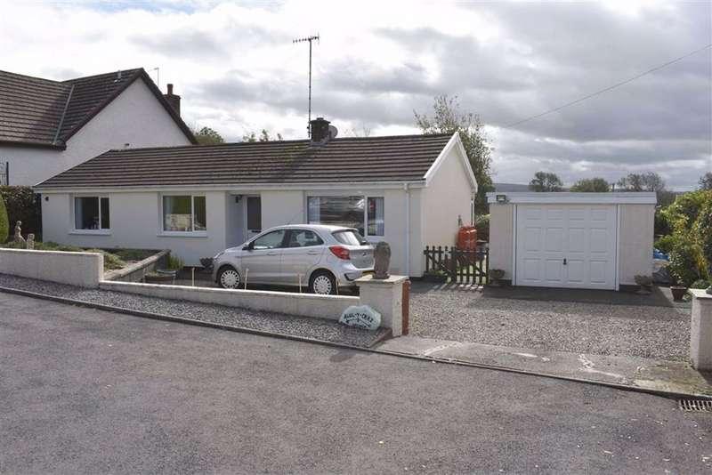 2 Bedrooms Detached Bungalow for sale in Drefach, Llanybydder