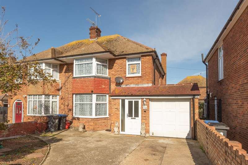 3 Bedrooms Semi Detached House for sale in Canterbury Road, Margate