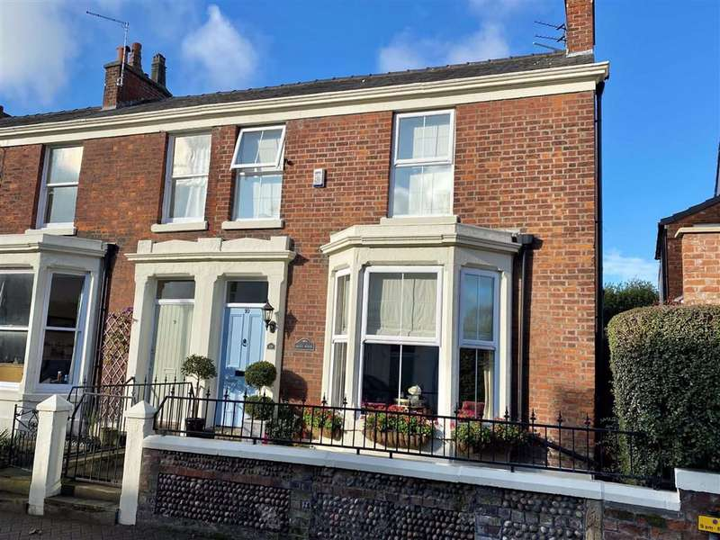 4 Bedrooms End Of Terrace House for sale in Queen Street, Lytham