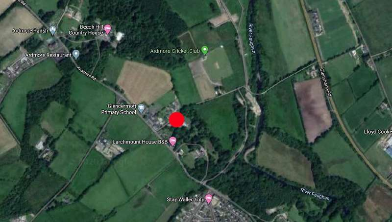 Land Commercial for sale in Ardmore Road, Waterside, BT47