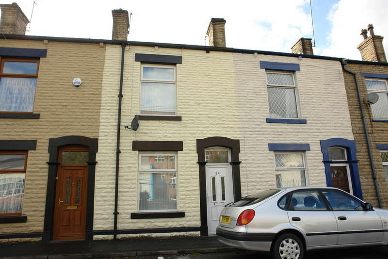 2 Bedrooms Terraced House for sale in Refuge Street, Shaw