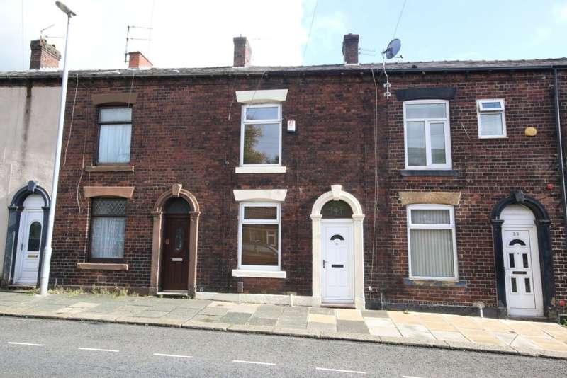 2 Bedrooms Terraced House for sale in Turner Street, Lees