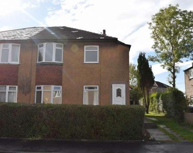 2 Bedrooms Flat for sale in 23 Gladsmuir Road, Hillington, G52