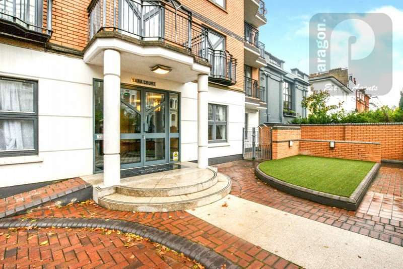 2 Bedrooms Apartment Flat for sale in Sara Court 38 Abercorn Place, St Johns Wood, NW8