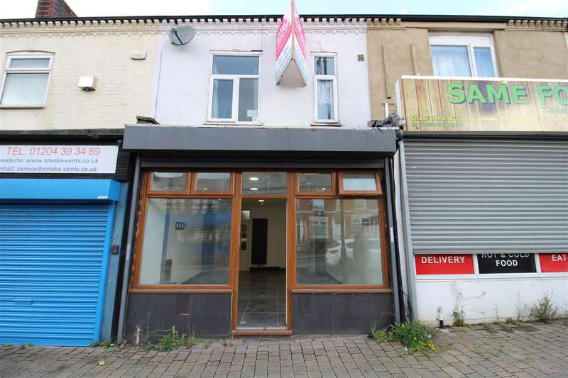 Commercial Property for rent in Tonge Moor Road, Bolton