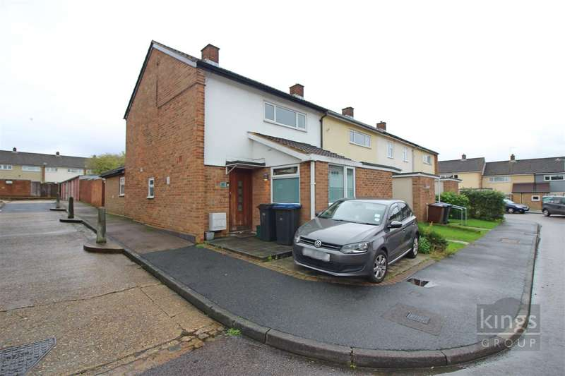 2 Bedrooms End Of Terrace House for sale in Brays Mead, Harlow