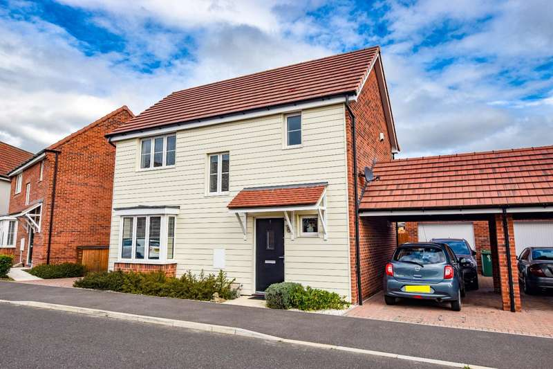 3 Bedrooms Detached House for sale in Bright Road, Flitch Green, Dunmow