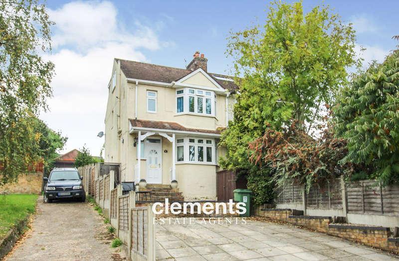 4 Bedrooms Semi Detached House for sale in Boxmoor, Hemel Hempstead
