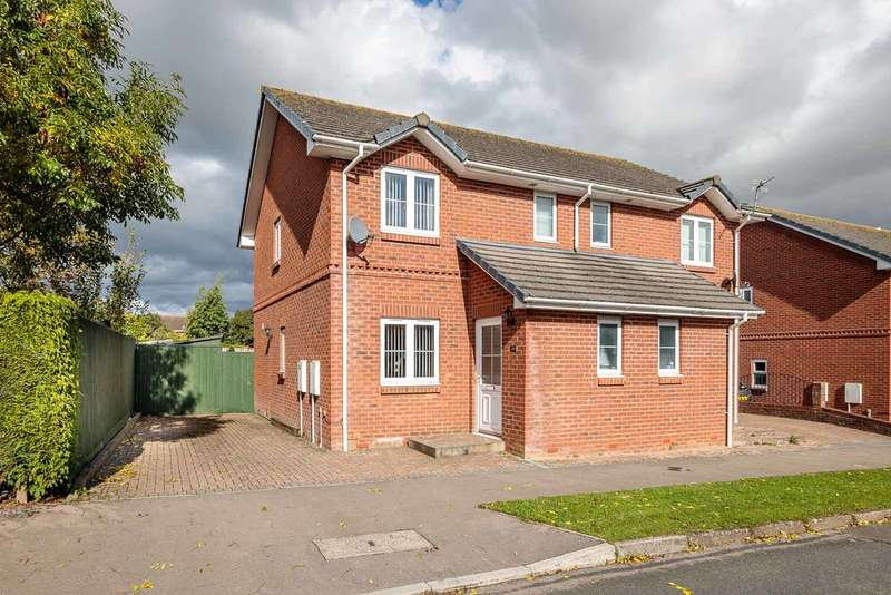 3 Bedrooms Semi Detached House for sale in Summerleaze, Lydney