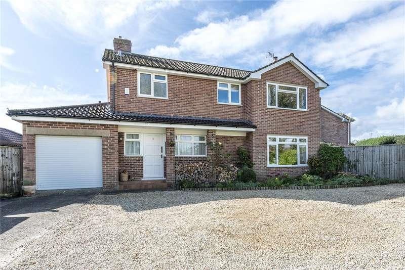 4 Bedrooms Detached House for sale in Ridgeway, Sherborne, DT9