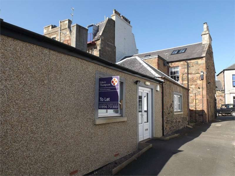 10 Bedrooms Commercial Property for rent in Renwick Suite A, High Street, Melrose, Scottish Borders