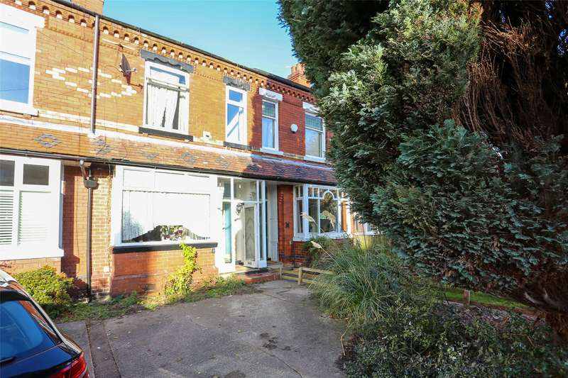 3 Bedrooms Terraced House for sale in Atwood Road, Didsbury, Manchester, M20