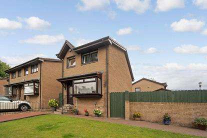 3 Bedrooms Detached House for sale in Cathcart Road, Rutherglen