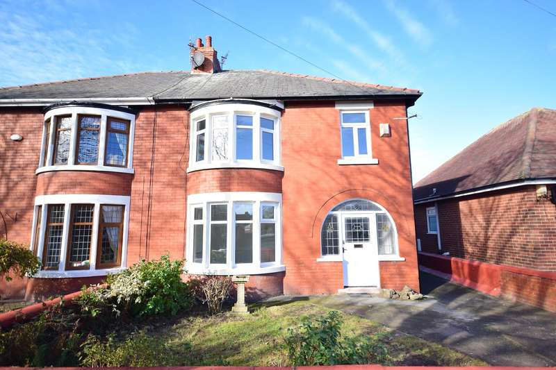 3 Bedrooms Semi Detached House for sale in Kenilworth Road, Lytham St Annes, FY8