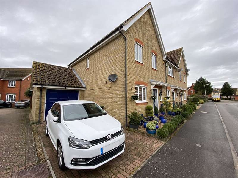 3 Bedrooms Semi Detached House for sale in Cormorant Way, Herne Bay