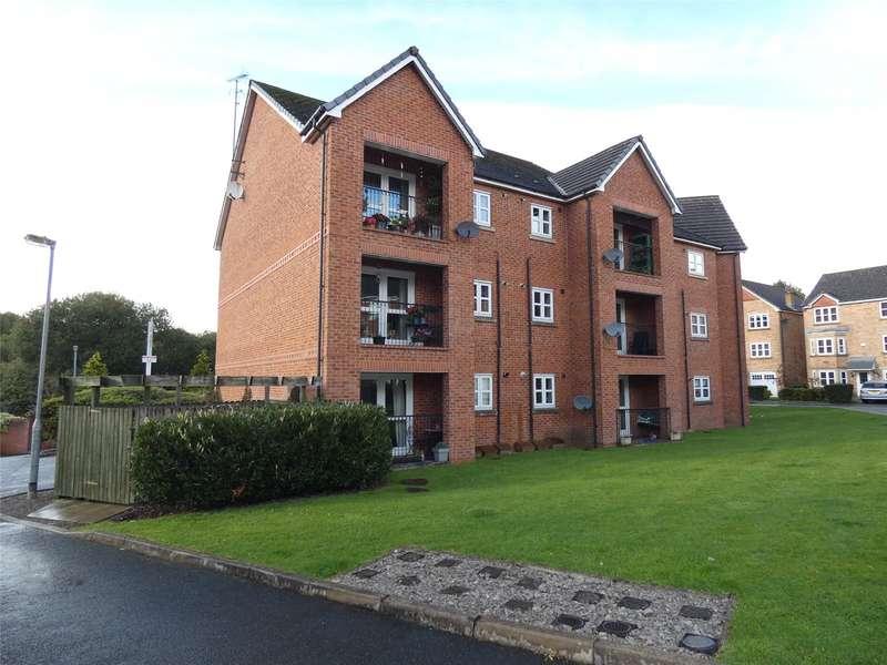 2 Bedrooms Flat for sale in Kingsbury Close, Brandlesholme, Bury, BL8