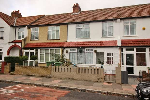 3 Bedrooms Terraced House for sale in Witham Road, Anerley, London