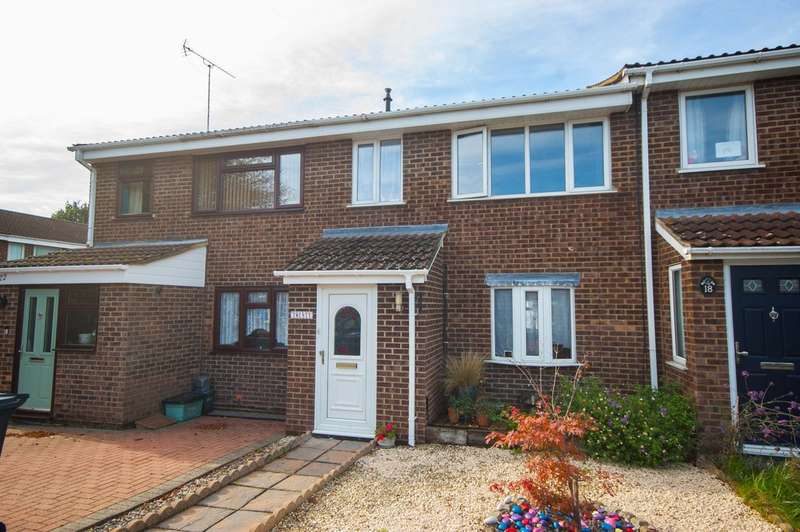 3 Bedrooms Terraced House for sale in Primula Way, Springfield, Chelmsford, CM1