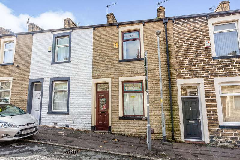 2 Bedrooms House for sale in Nairne Street, Burnley, Lancashire, BB11