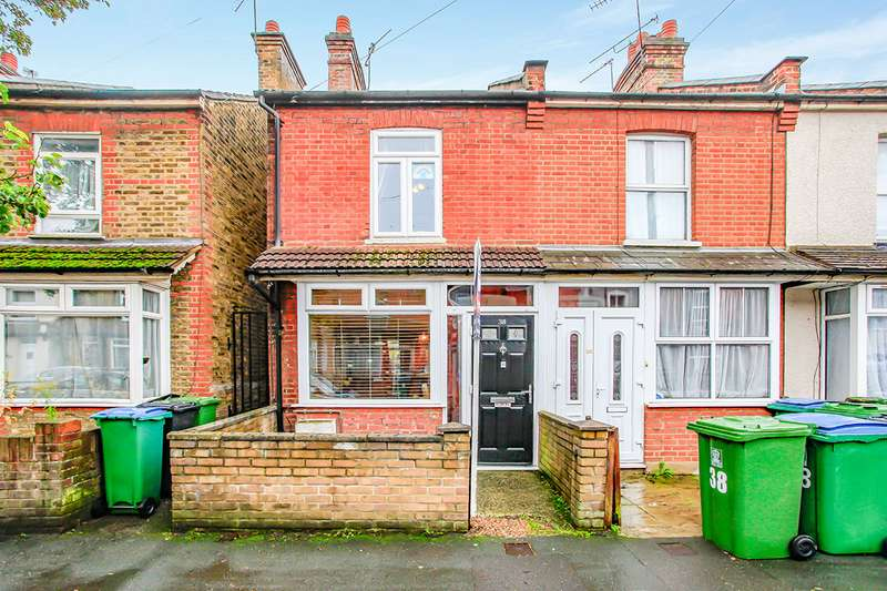 2 Bedrooms House for sale in Salisbury Road, Watford, Hertfordshire, WD24