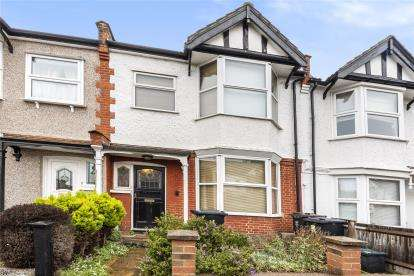 3 Bedrooms Terraced House for sale in Kenilworth Road, London