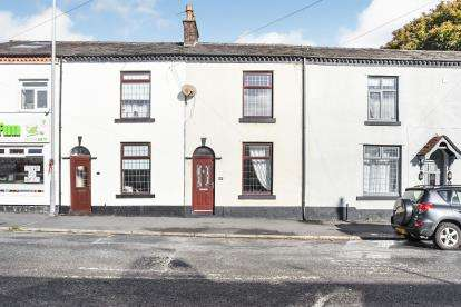 2 Bedrooms Terraced House for sale in Church Street, Ainsworth, Bury, Greater Manchester, BL2
