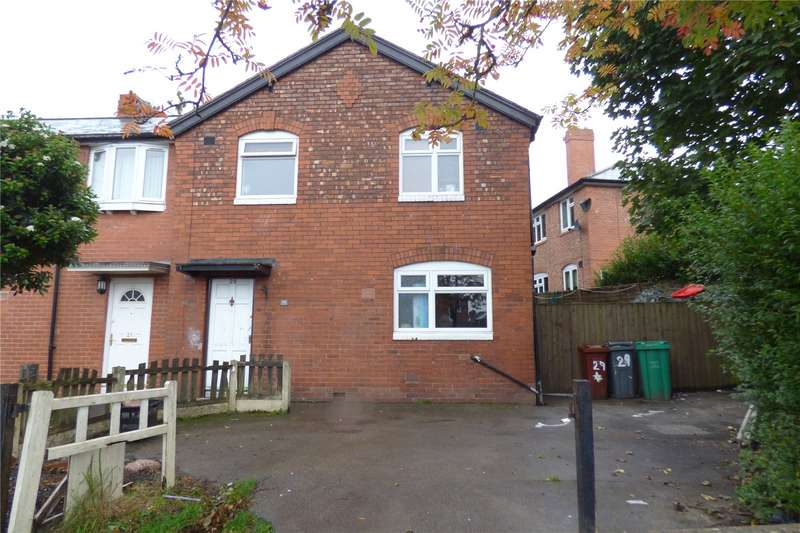 3 Bedrooms End Of Terrace House for sale in Chain Road, Blackley, Manchester, M9