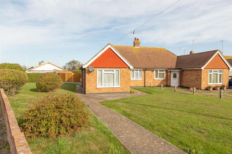 2 Bedrooms Detached Bungalow for sale in Marilyn Crescent, Birchington