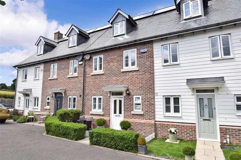 3 Bedrooms Terraced House for sale in Broomfield, , Tunbridge Wells, East Sussex