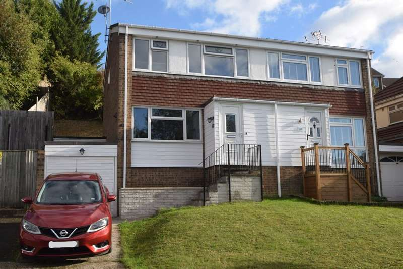 3 Bedrooms Semi Detached House for sale in Merivale Grove, Walderslade, Chatham, ME5