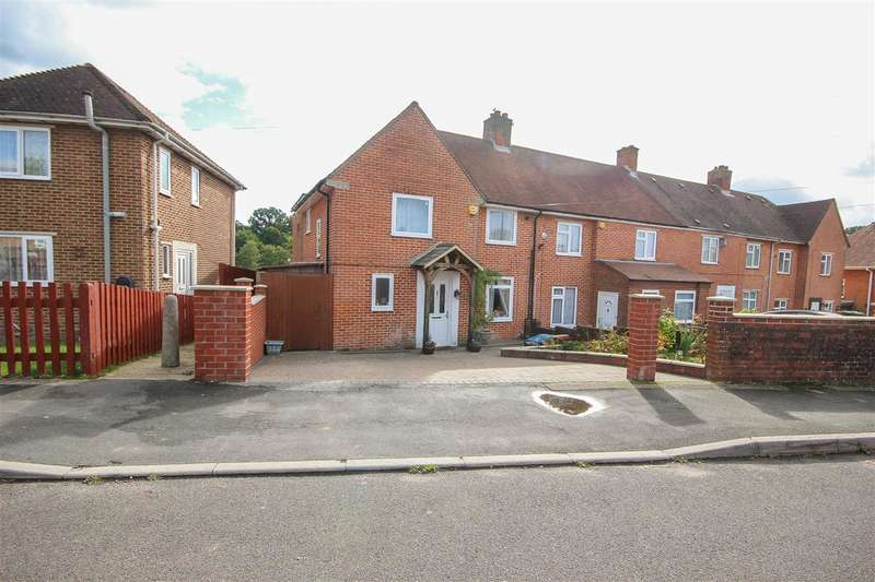 4 Bedrooms End Of Terrace House for sale in Palm Road, Southampton