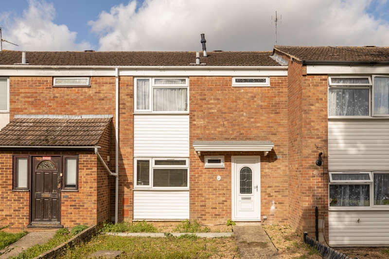 3 Bedrooms Terraced House for sale in Millwards, Hatfield, AL10