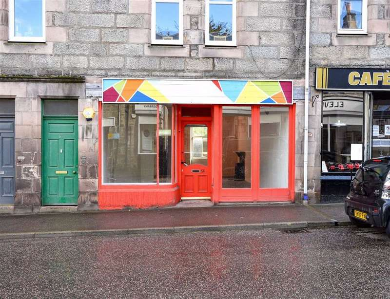 Commercial Property for rent in Kingussie