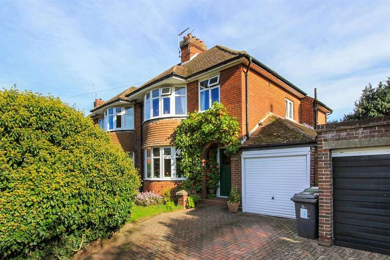 3 Bedrooms Semi Detached House for sale in St. Stephens Road, Canterbury