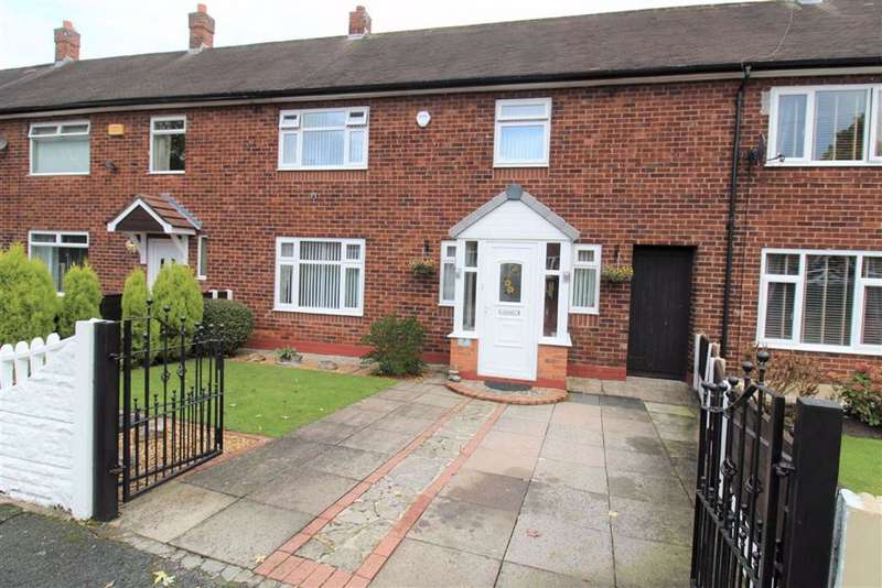 3 Bedrooms Terraced House for sale in Plowden Road, Manchester