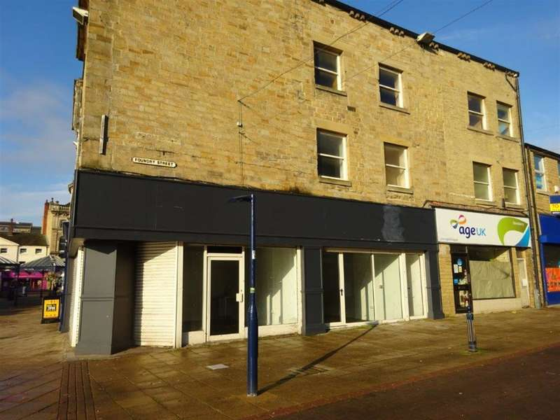 1 Bedroom Shop Commercial for rent in Market Place, Dewsbury , WF13 1AA