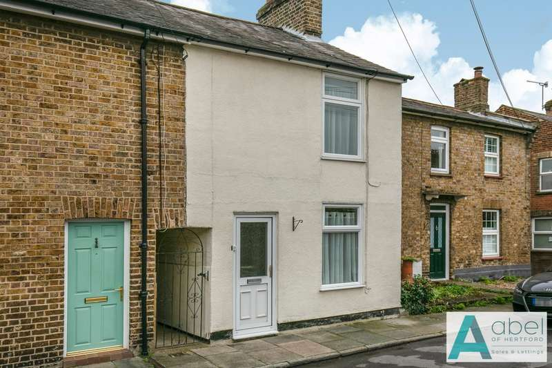 2 Bedrooms Terraced House for sale in Davies Street, Hertford, SG13